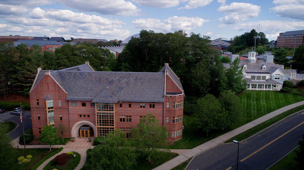 UConn Foundation and UConn Alumni Center buildings
